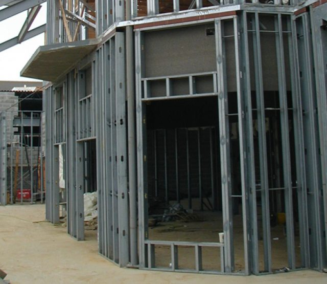 Cold-Formed Metal Framing